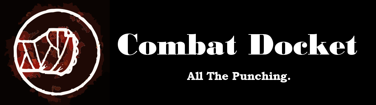 CombatDocket - An MMA event calendar and news site