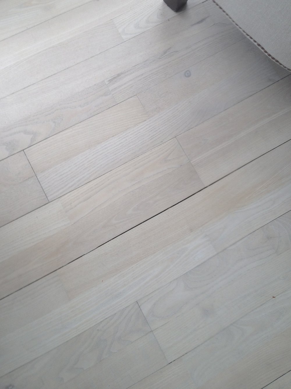 Ash Whitewash Floor
