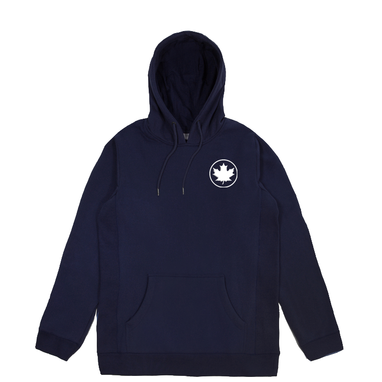 THE MAPLE LEAF (NAVY)