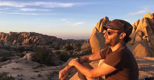 Time regulates itself  Exponentially I love you more deeply Locked in gaze of twilight Precisely because Time regulates itself Exponentially And one day  I will be gone  #joshuatree #joshuatreenationalpark #u2 #tourlife #endings #newbeginnings #hiatus #oldhat #newhat #brownandbeige #retrospective