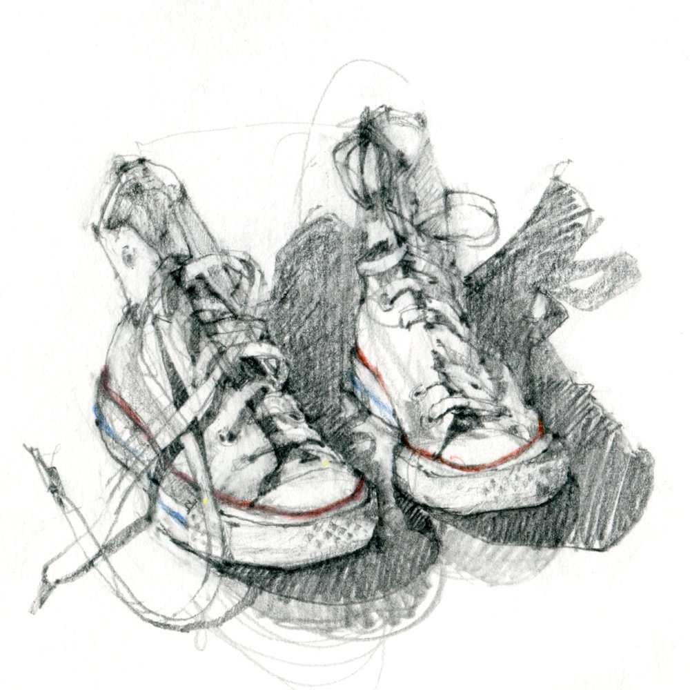 Janice Chuang - Converse Shoes