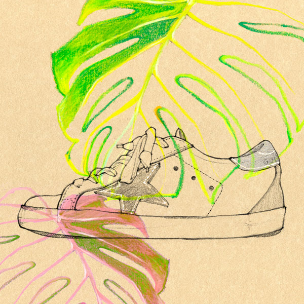 Janice Chuang - Golden Goose Shoes