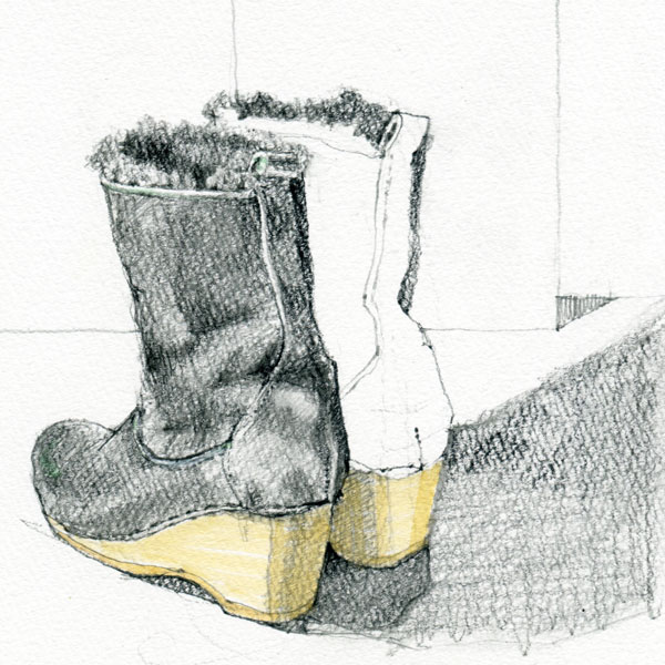 Janice Chuang - No.6 Boots