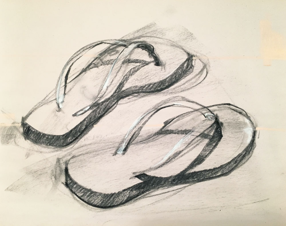 Janice Chuang - Havaianas Sandals