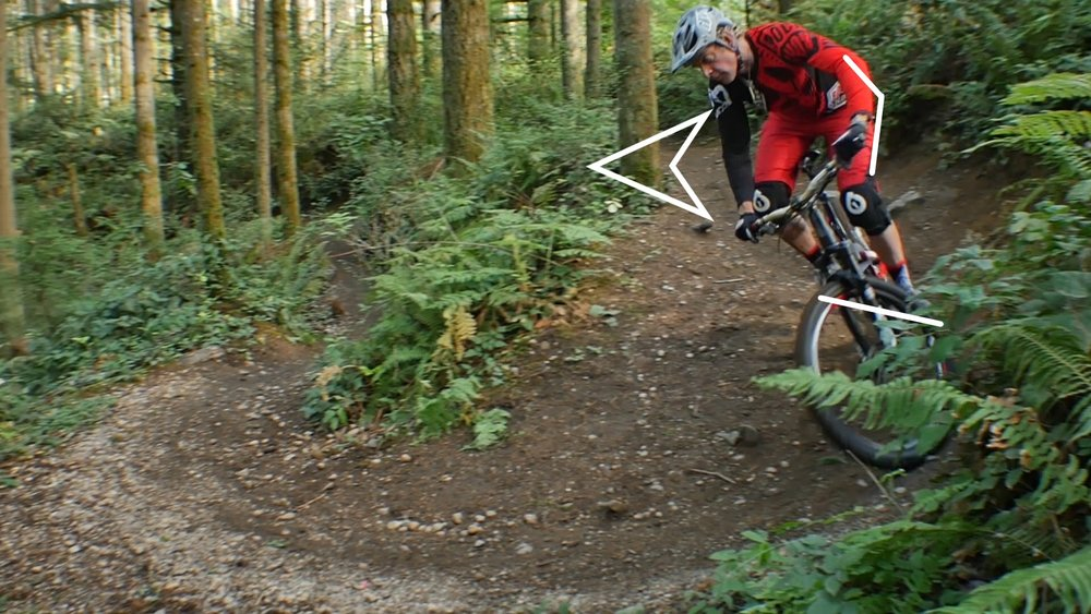 riding-switchback-turns-mountain-biking