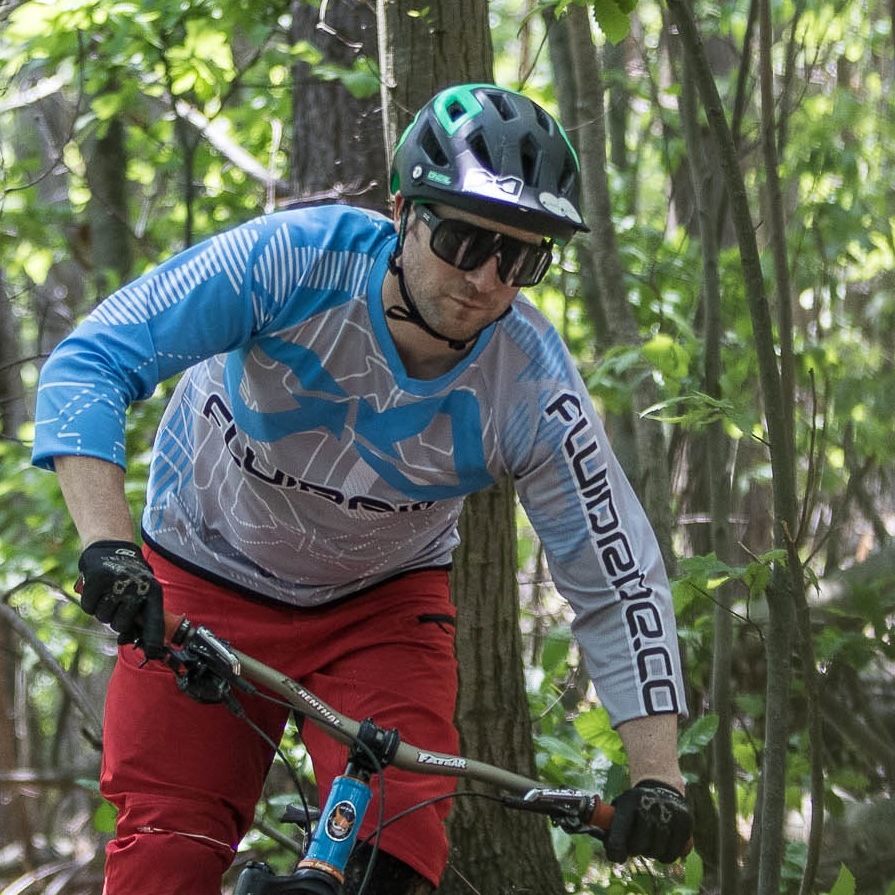 Wayne Coates, French Carte Pro VTT - British Cycling Qualified MTB Ride Leader