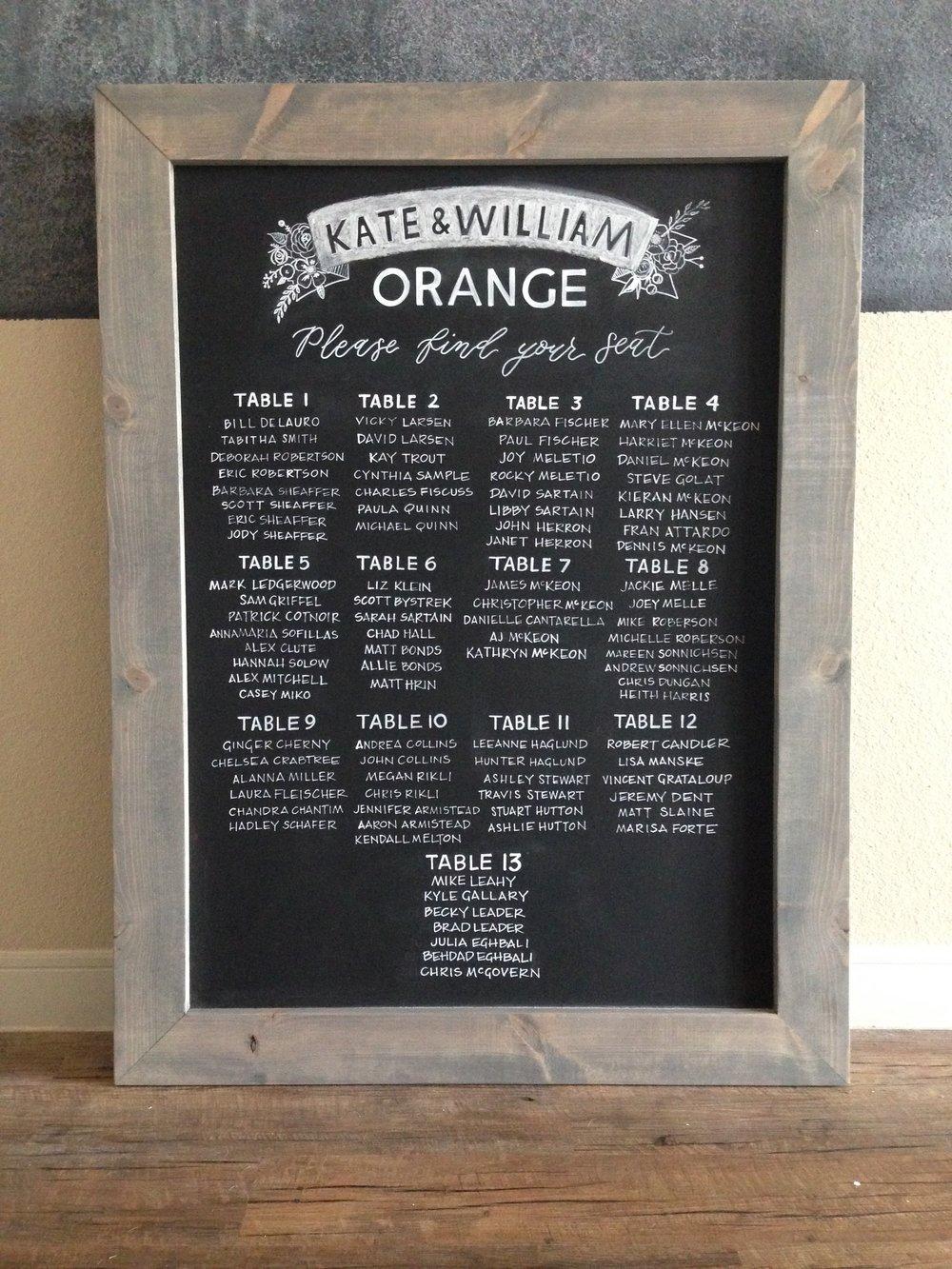 Chalkboard :: Rental Item