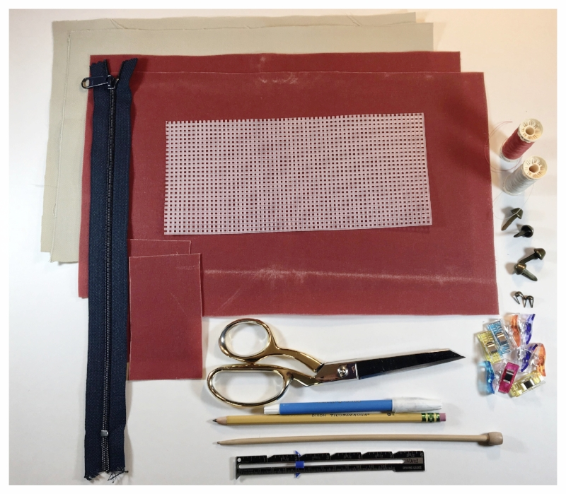 Benjamin Dopp Kit Sew Along Day 1: Gathering Your Supplies