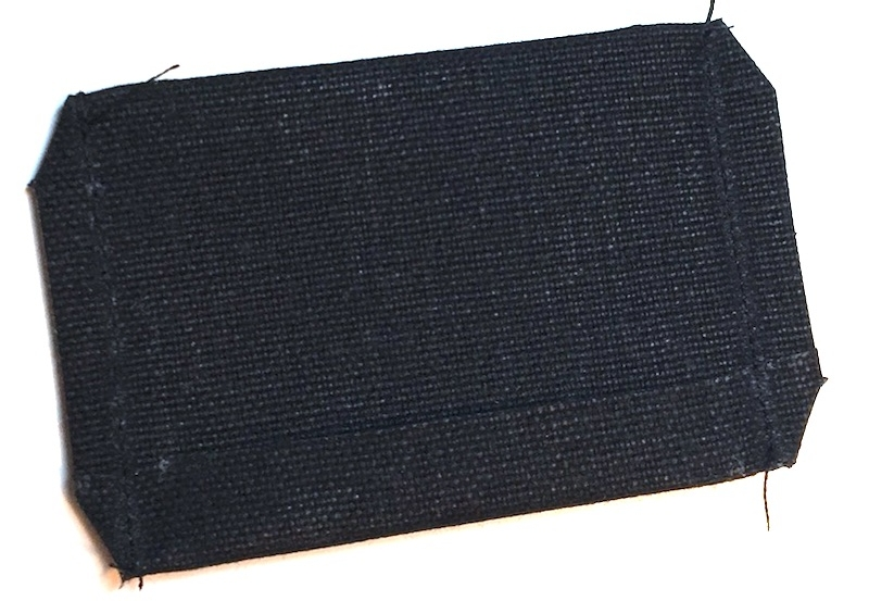 Sew sides, trim seam allowances, and clip corners