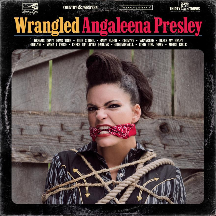 Wrangled - Album Cover