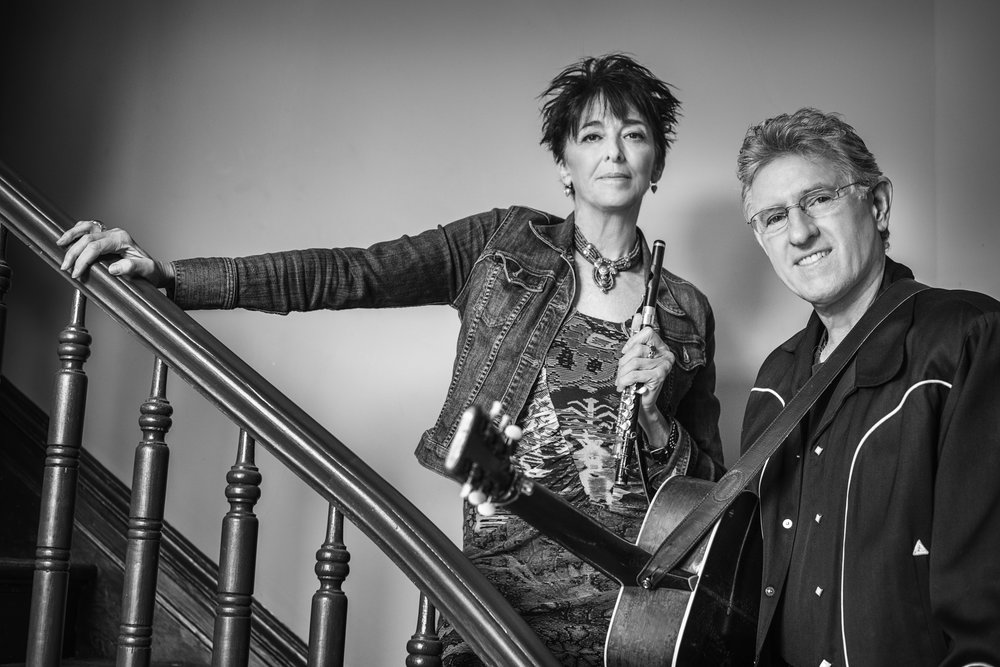 Nell & Jim Black-White photo credit Jay Blakesburg.jpg
