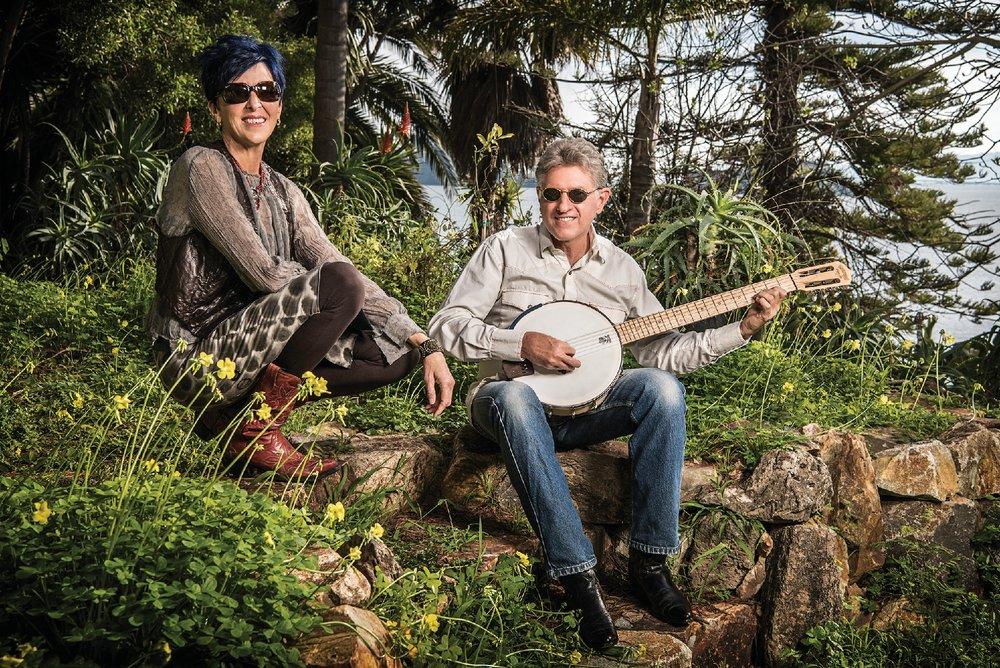 Nell & Jim in garden.jpg