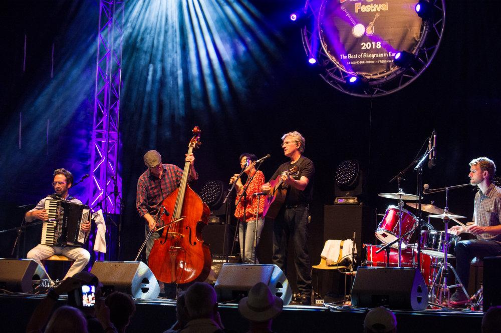 Band 1 Live at La Roche Bluegrass Festival.jpg