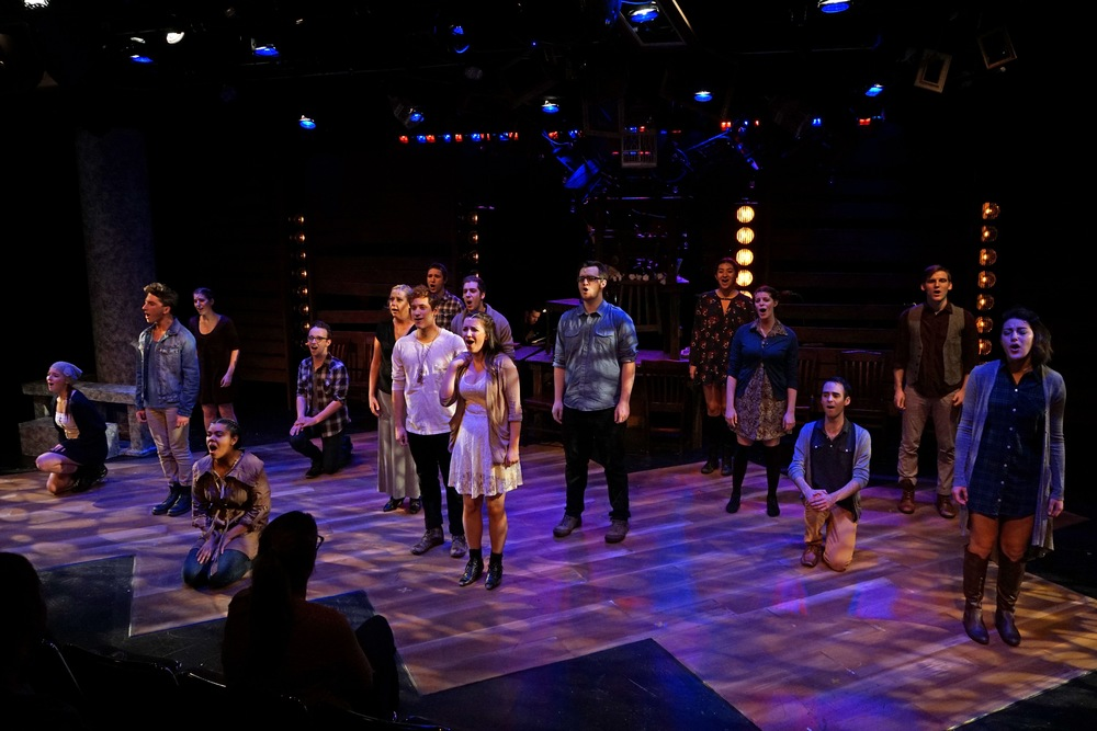 SPRING AWAKENING, YA4EVR, Thousand Oaks, CA