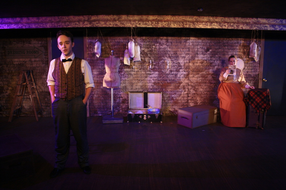 MY VAUDEVILLE MAN, The Millbrook Playhouse