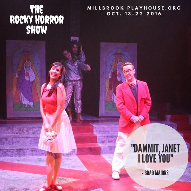 ROCKY HORROR SHOW, The Millbrook Playhouse