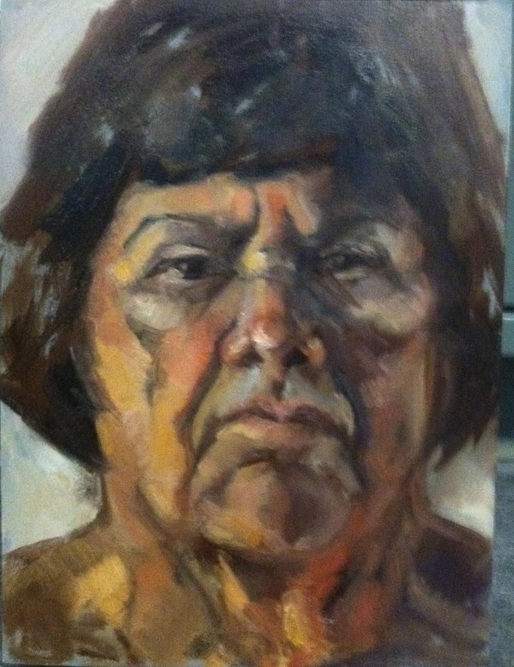 Succession of Bonnie's Portrait 2013