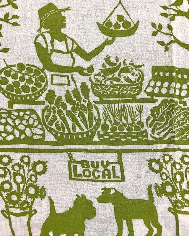 Flour sack dish towels have arrived.  #shoplocal #buylocal #NewMexico #floursackdishtowels #madeinAmerica #madeinUSA #womanmade