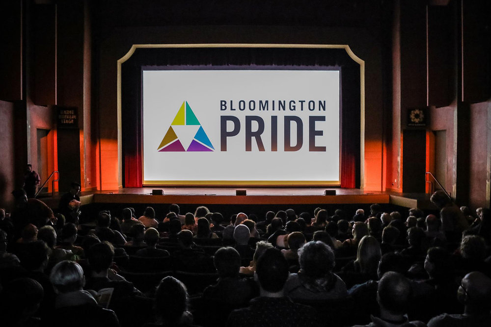 Your culture. Your community.   Bloomington PRIDE