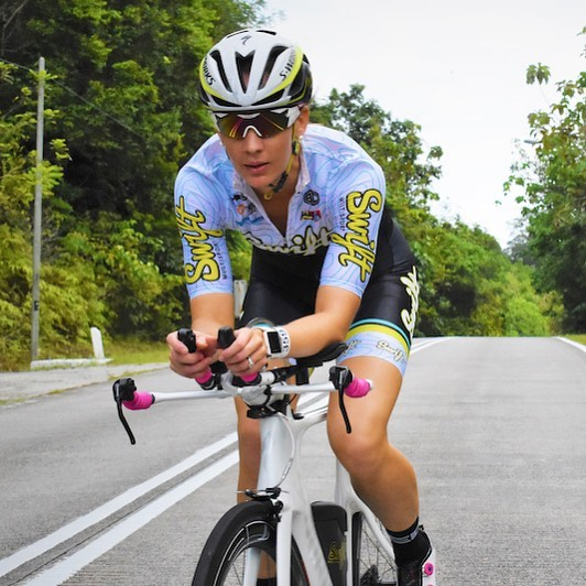 This is our first interview with an athlete who tackled the intimidating Ironman Malaysia. Bianca Faulke-Tanner is an Australian superstar who won her age group in the 30-34 division overcoming hills, extreme weather, and the competition. Link to show in the bio.