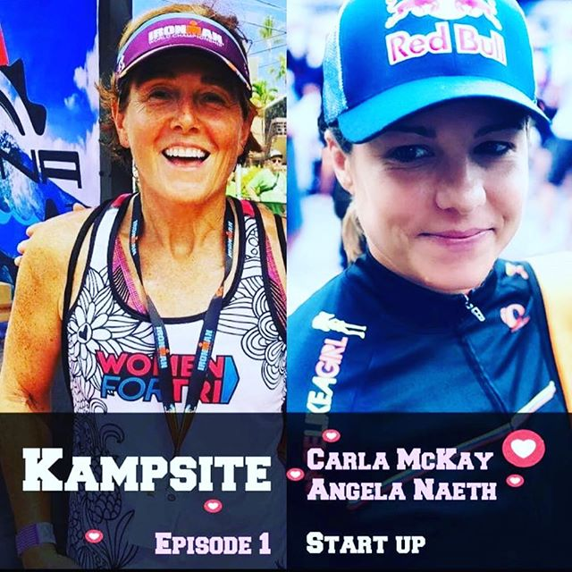 Welcome to Kampsite! We listened to your feedback and are super excited to launch a new show #Kampsite with pro @angelanaeth and WFT A Team member @carlamckay on all things triathlon! Give a listen as you train 🏊‍♀️🚴‍♀️🏃‍♀️💪and post your questions for them to cover below! Link to show in bio! #whywetri #liveinspired #triathlon #triathlete #strongwomen #justdoit #workout