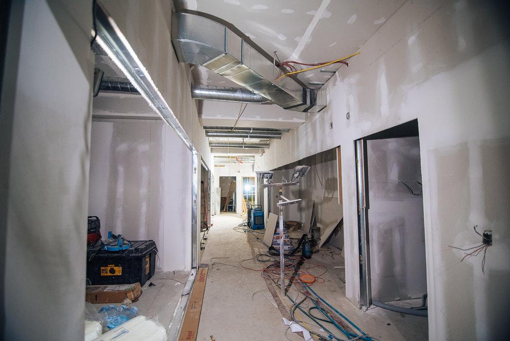 basement offices
