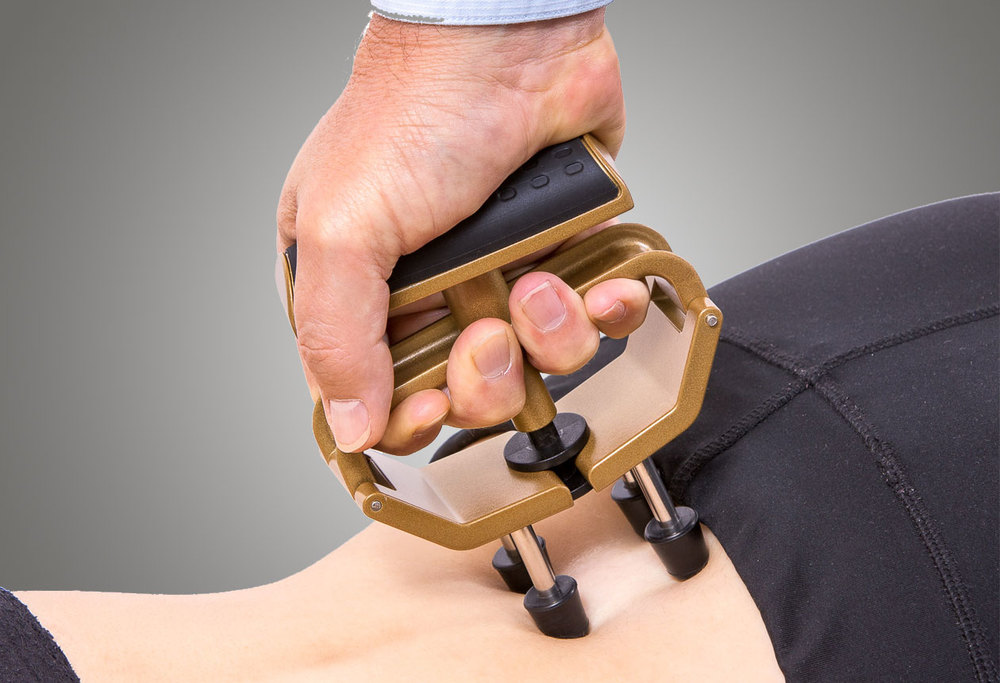 VDP-PRO   Spinal health in the palm of your hand. The VDP-PRO, an instrument like no other.   Learn More