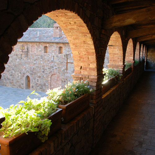 wine tasting deals at Castello di Amorosa