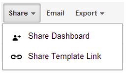 Centralised Dashboard blog post - Share menu