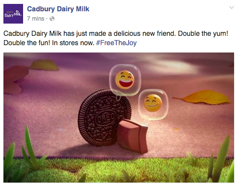 Cadbury teaser Screen Shot 3