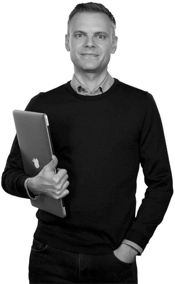 Benjamin Mangold, Co-Founder, Loves Data