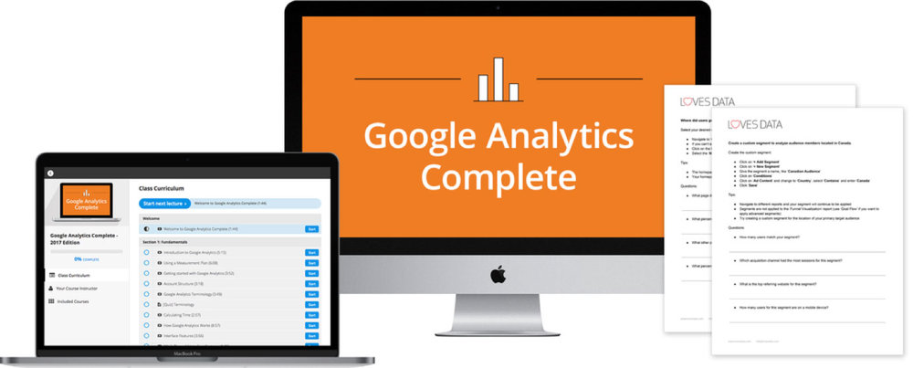 Google Analytics Training Course