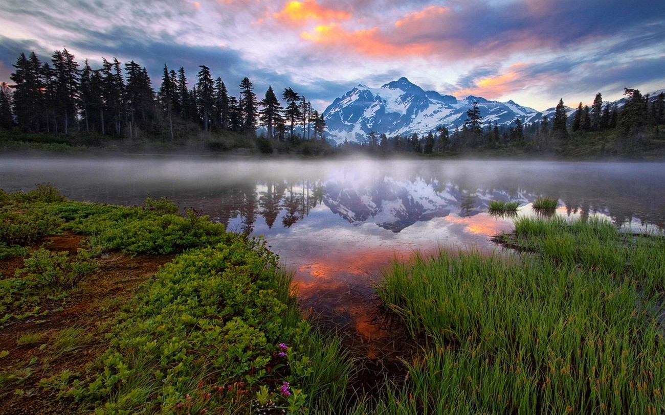 nature-mist-mountain-lake-forest-sunrise-washington-state-reflection-snowy-peak-1300x812.jpg