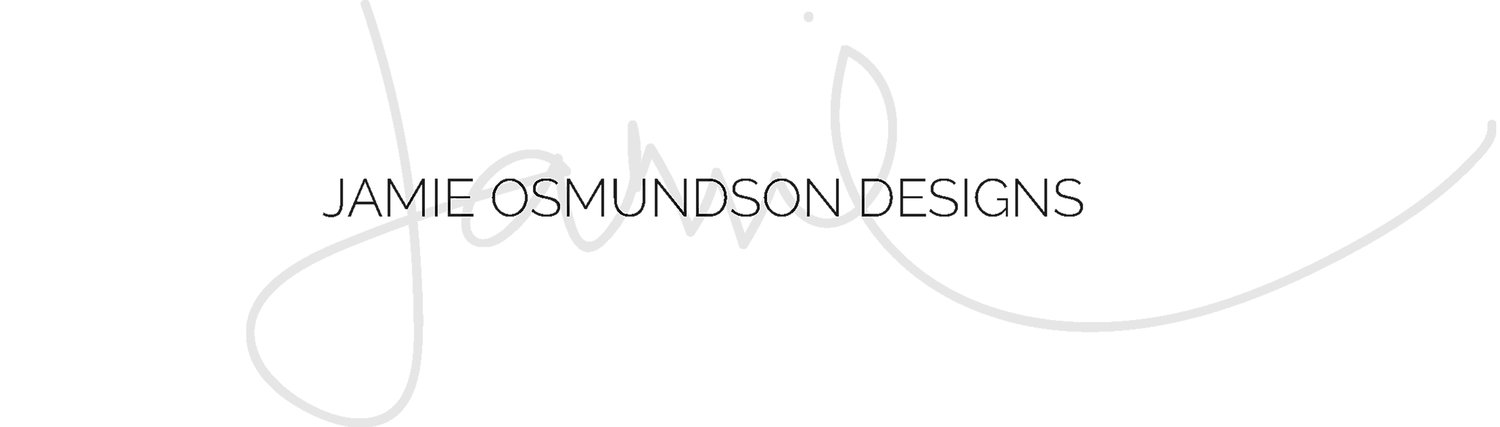 Jamie Osmundson Designs