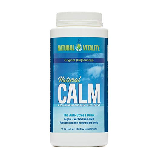 NaturalCalm - Magnesium Supplement