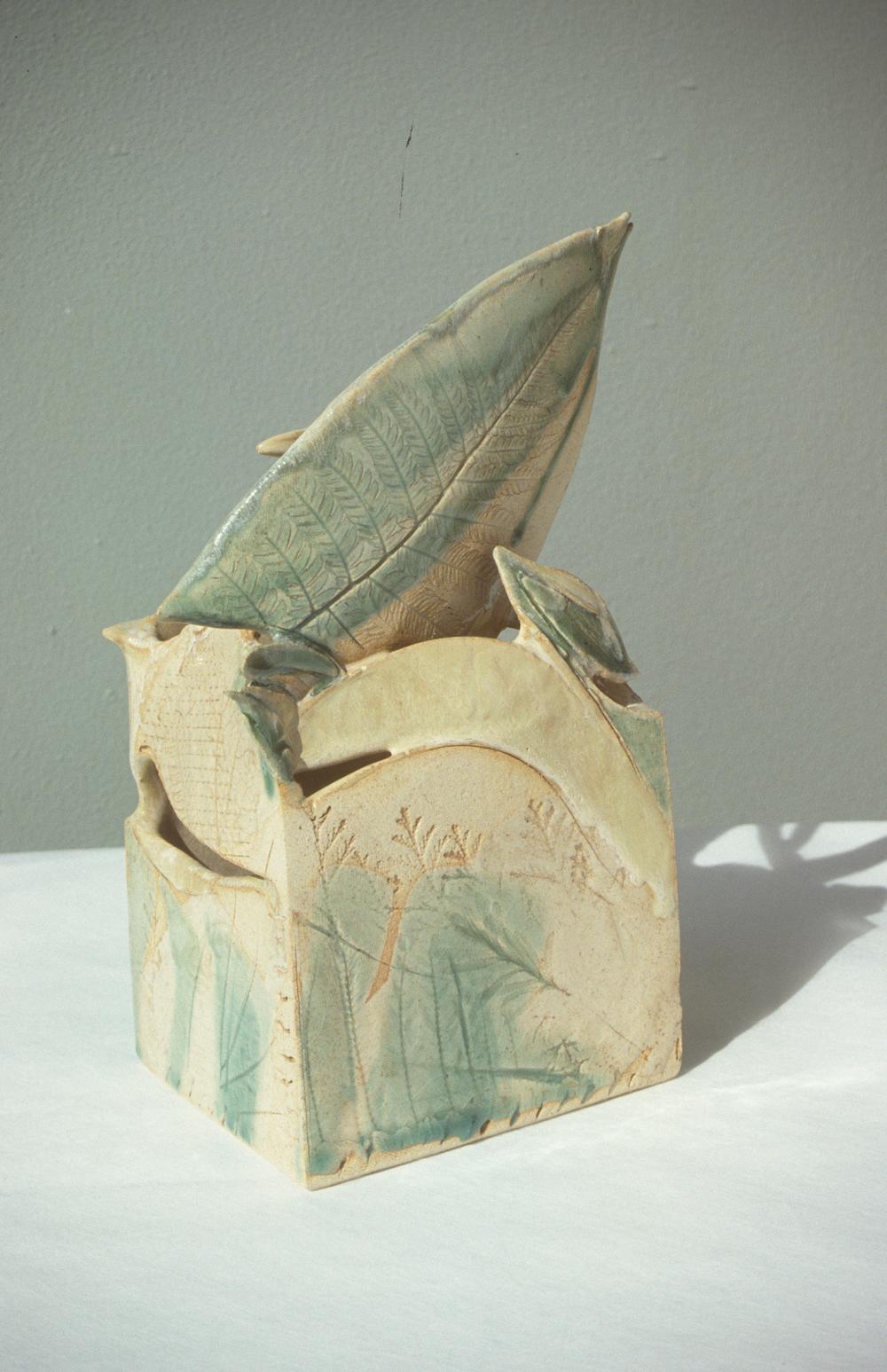 Vase   H. 12 in.