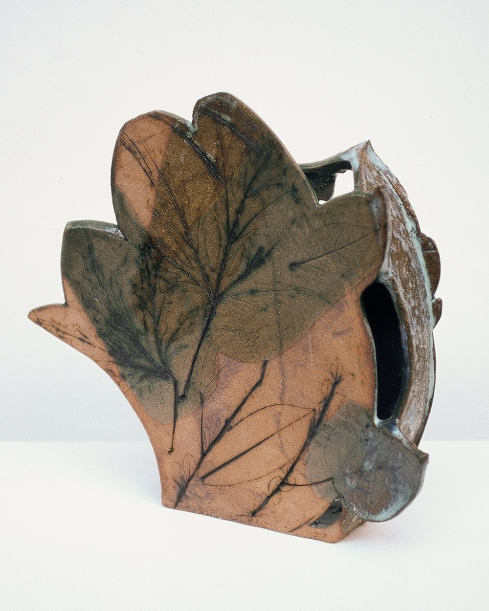 Vase   H. 10 in.
