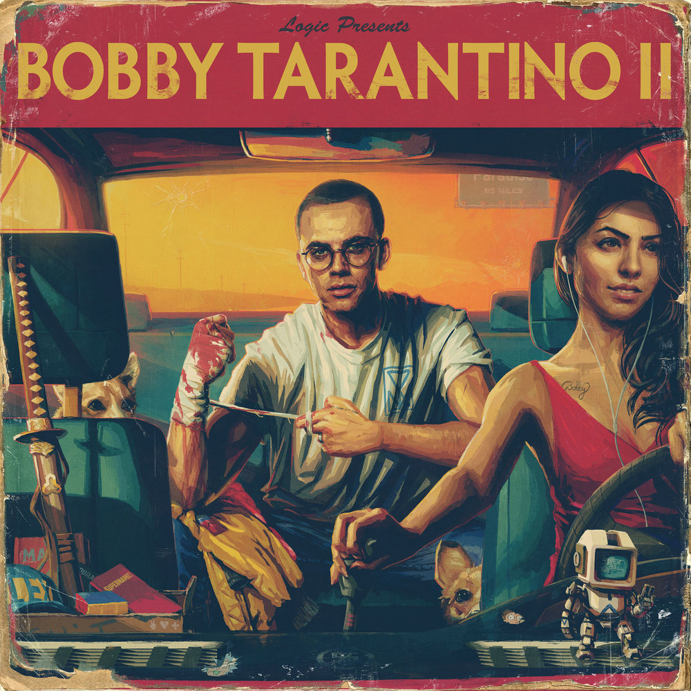 Logic  Gives It His All In   Bobby Tarantino II