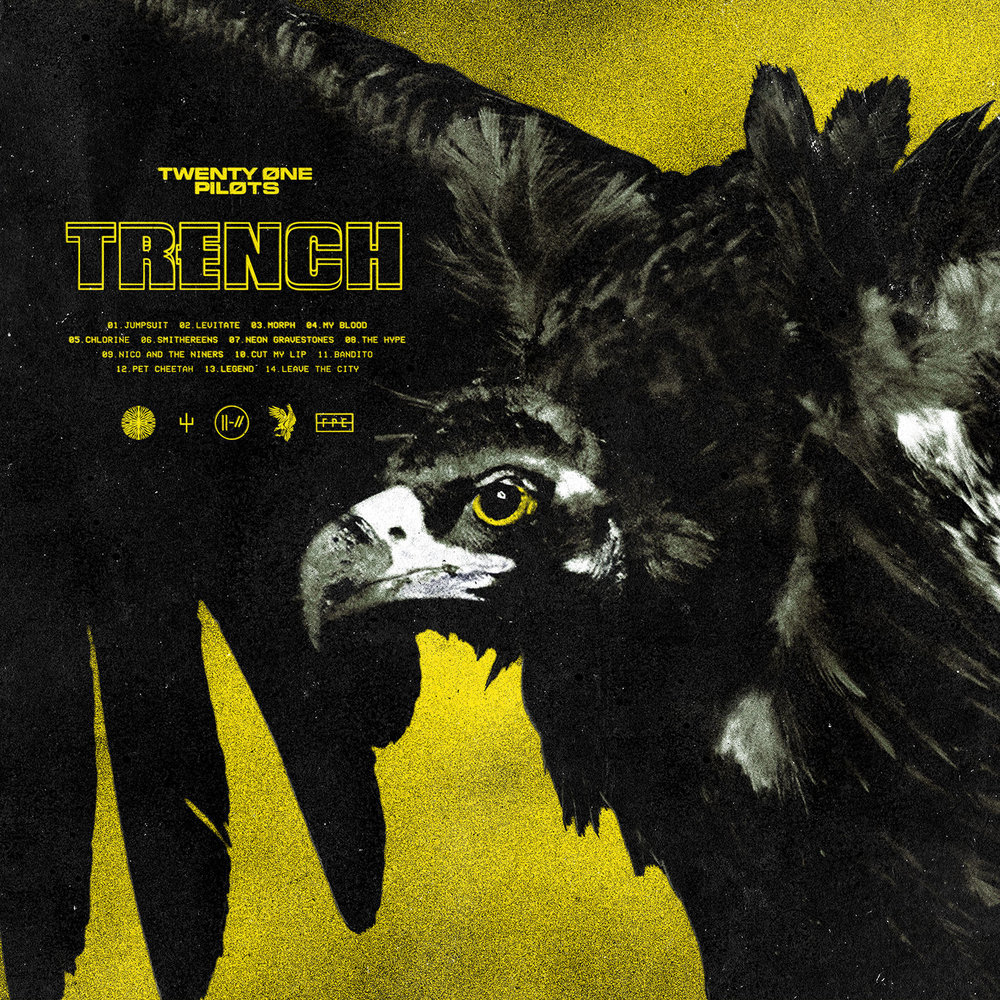 Twenty One Pilots  Battle Their Minds In   Trench