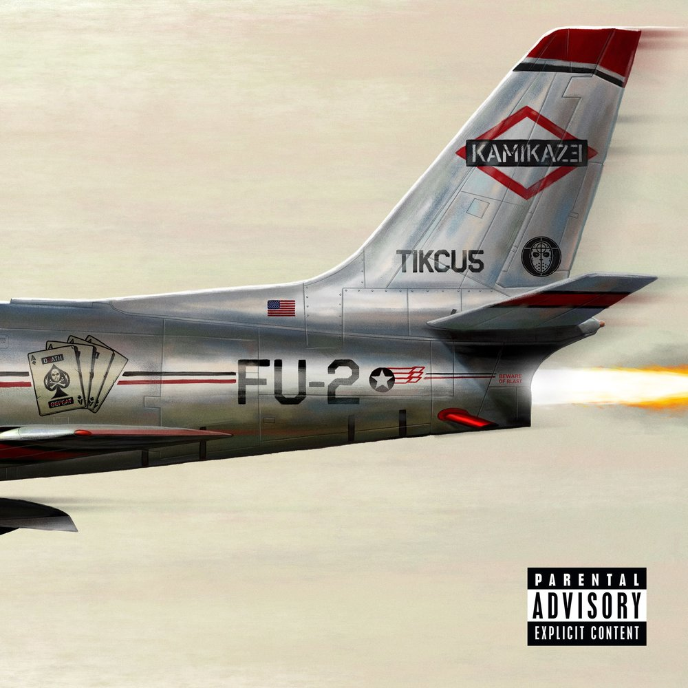 Eminem  Hits Back At His Naysayers In   Kamikaze
