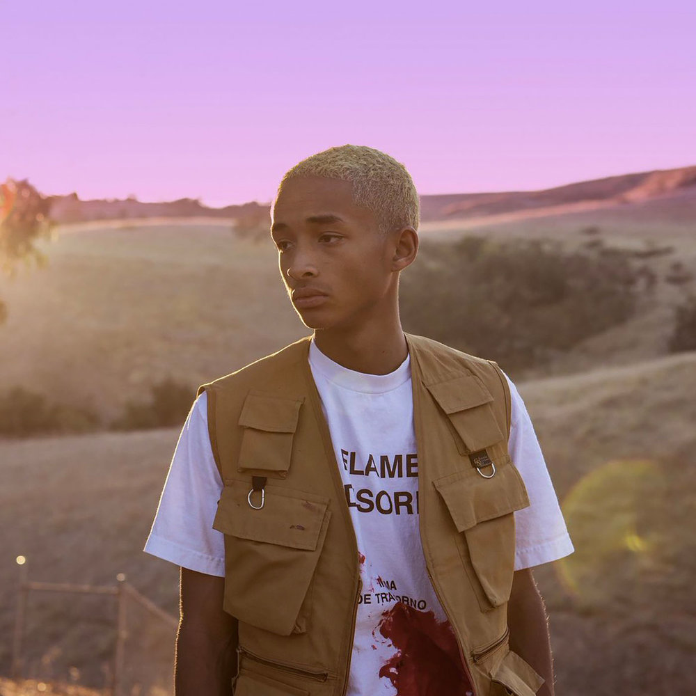 Jaden Smith  Gets Atmospheric In   The Sunset Tapes: A Cool Tape Story