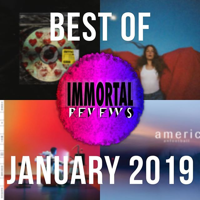 Check out our favorite albums and tracks released in January, including BRING ME THE HORIZON, American Football, Toro y Moi, and more on our site - link in bio! - - - - - - #January #List #JamesBlake #TravisScott #MosesSumney #ROSALIA #gnash #BringMeTheHorizon #RivalSons #Grimes #AmericanFootball #HayleyWilliams #Paramore #dodie #MaggieRogers #ToroyMoi #MarkMorton #ChesterBennington #LinkinPark #LambOfGod #DaniFilth #Music #NewMusic #MusicReview #Review #New