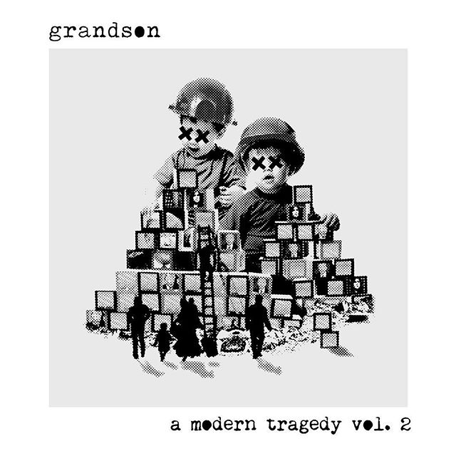 "EP REVIEW: grandson - ""a modern tragedy, vol. 2"" (link in bio for the full review) - - - - - - ""grandson shows off a new side to his music while keeping is fire alive and well in his new EP a modern tragedy, vol. 2."" - - - - - - #grandson #Alternative #amoderntragedy  #amoderntragedyvol2 #AltRock  #alternativeRock #Rock #RockMusic #Music #NewMusic #MusicReview #Review #New"