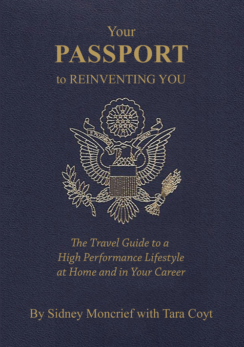 Your Passport To Reinventing You - $12.95