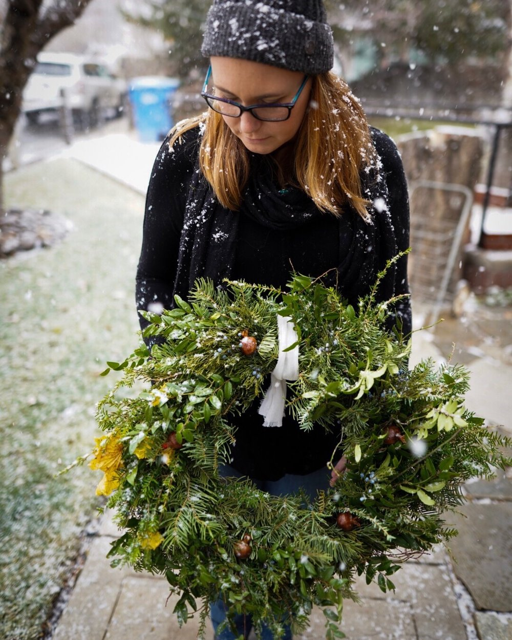Jess holding wreath.jpg