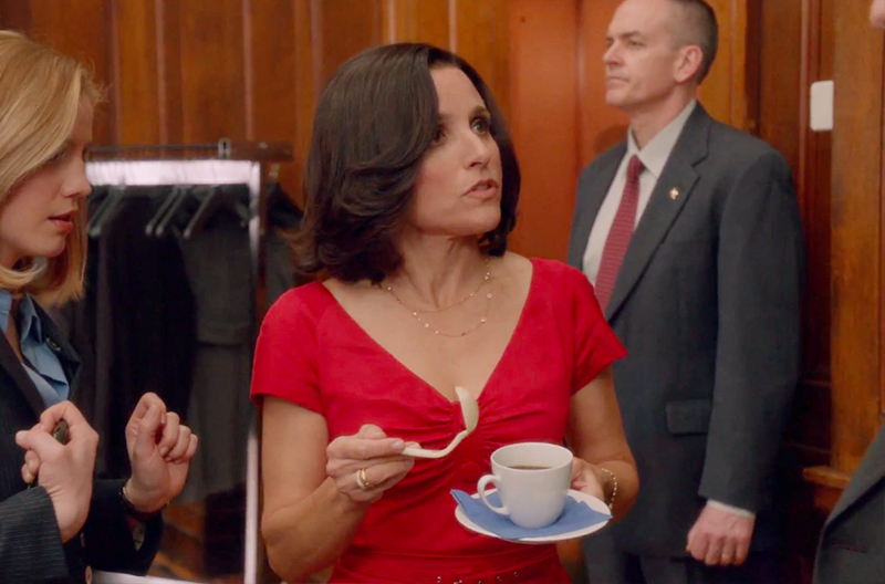 Image result for veep cornstarch spoon