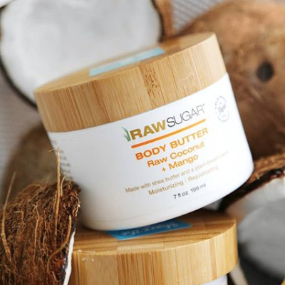 Raw Sugar Body Butter