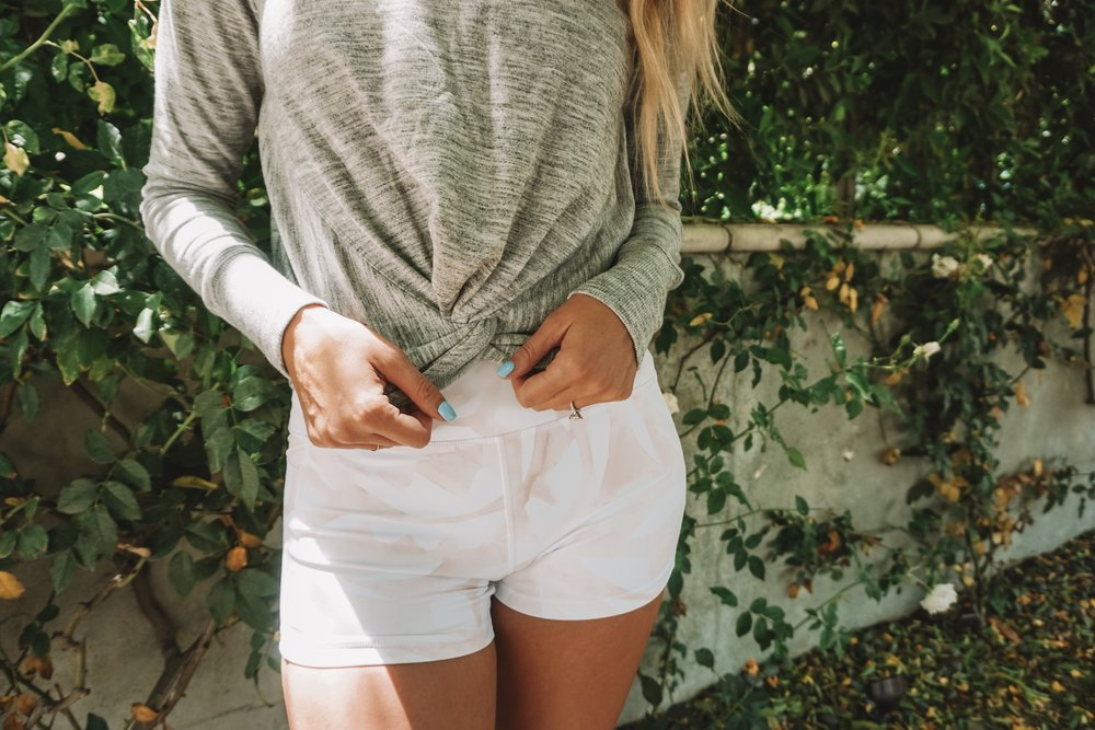 Shop The Top: Athleta Twist Front Sweatshirt