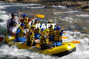 Raft Hokkaido
