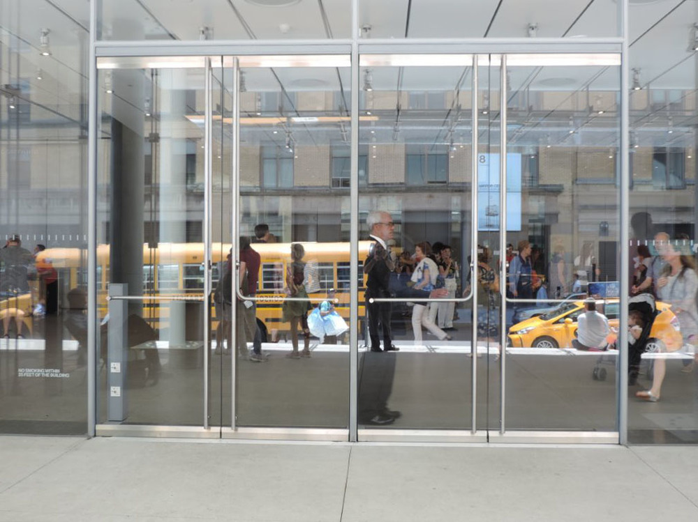 Whitney Museum & Door Automation